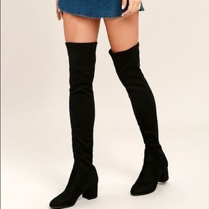 Steve Madden Isaac Over the Knee Boot